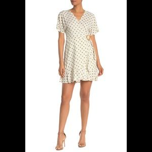 NEW DRESS POLKA DOT
